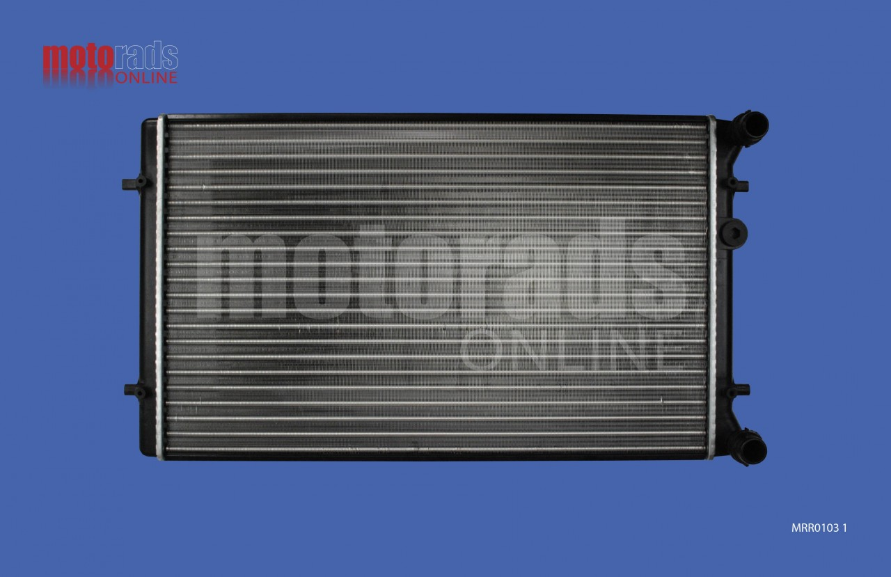 volkswagen golf 1 9tdi 1998 to 2003 car radiator volkswagen golf car radiators. Black Bedroom Furniture Sets. Home Design Ideas